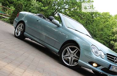 Mercedes-Benz CLK 320 2004 в Дрогобыче