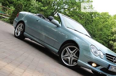 Mercedes-Benz CLK 320 2004