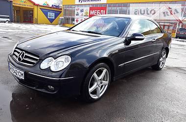 Mercedes-Benz CLK 320 2008 в Житомирі