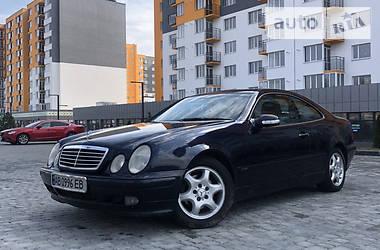 Купе Mercedes-Benz CLK 320 2001 в Виннице