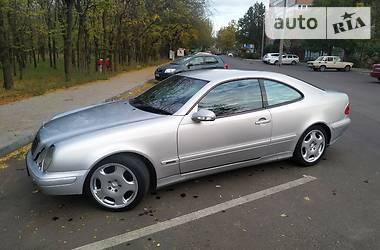 Купе Mercedes-Benz CLK 320 2001 в Одессе