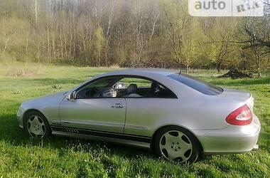 Купе Mercedes-Benz CLK 320 2002 в Киеве