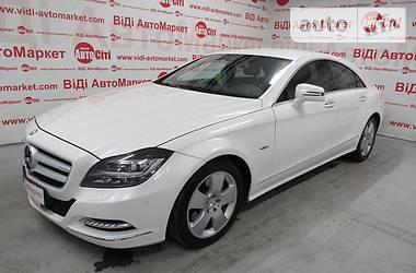 Mercedes-Benz CLS 250  2011