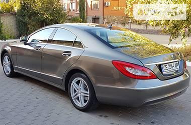 Mercedes-Benz CLS 250 2012 в Черновцах