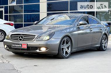 Купе Mercedes-Benz CLS 320 2007 в Харькове