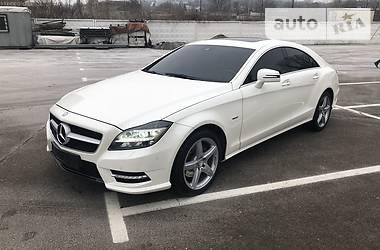 Mercedes-Benz CLS 350 2011 в Киеве