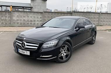 Mercedes-Benz CLS 350 2013 в Києві