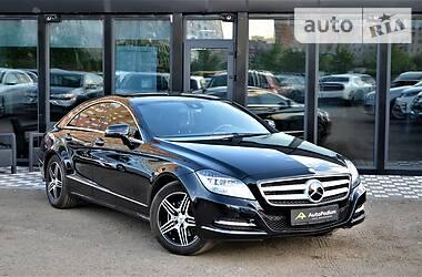 Купе Mercedes-Benz CLS 350 2013 в Киеве