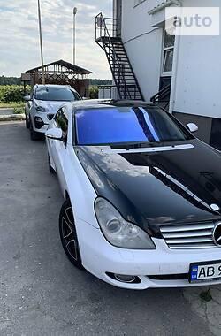 Купе Mercedes-Benz CLS 350 2006 в Виннице