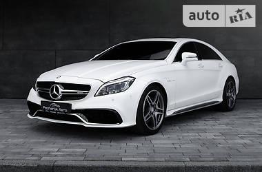 Mercedes-Benz CLS 550 2012 в Києві