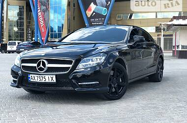 Седан Mercedes-Benz CLS 550 2013 в Харькове