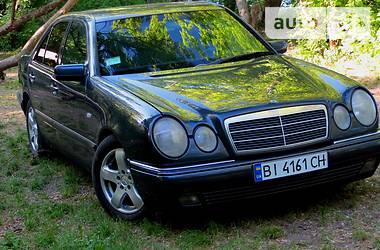 Mercedes-Benz E 200 1996 в Полтаве