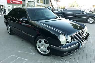 Mercedes-Benz E 200 2002 в Херсоне