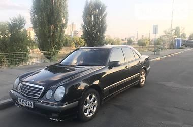 Mercedes-Benz E 200 2002 в Киеве