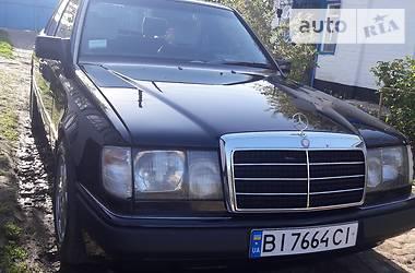 Mercedes-Benz E 200 1991 в Полтаве