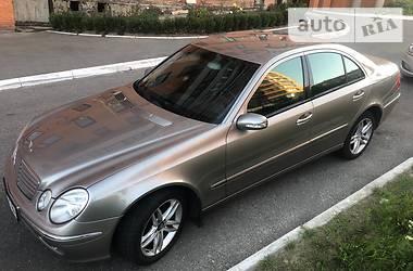 Mercedes-Benz E 200 2003 в Харькове