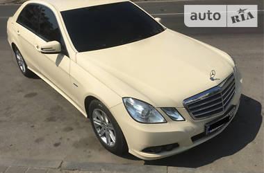Mercedes-Benz E 200 2011 в Харькове