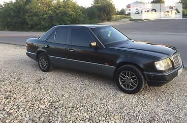 Mercedes-Benz E 200 1993 в Тернополе