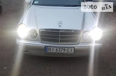 Mercedes-Benz E 200 1998 в Могилев-Подольске