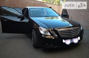 Mercedes-Benz E 200 2011 в Донецке