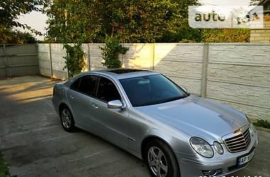 Mercedes-Benz E 200 2006 в Мелитополе