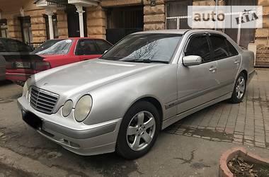 Mercedes-Benz E 200 2000 в Одессе