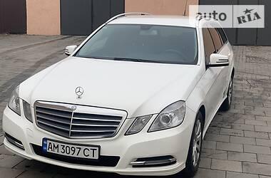 Mercedes-Benz E 200 2012 в Коростышеве