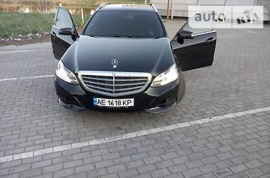 Mercedes-Benz E 200 2014 в Апостолово