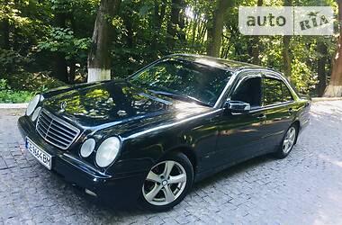 Mercedes-Benz E 200 1999 в Черновцах