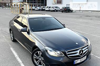 Mercedes-Benz E 200 2014 в Ивано-Франковске