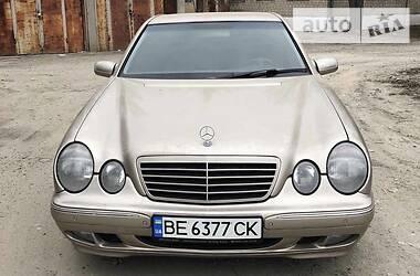 Mercedes-Benz E 200 2000 в Николаеве
