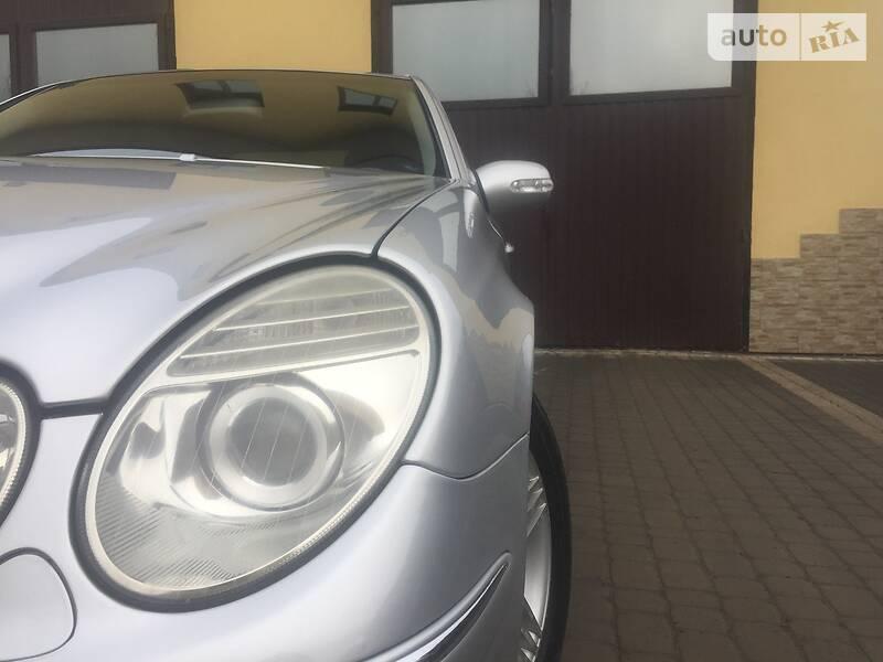Mercedes-Benz E 200 2003 в Коломые