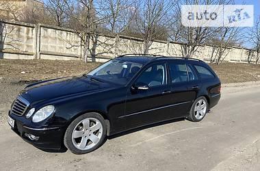 Унiверсал Mercedes-Benz E 200 2007 в Луцьку