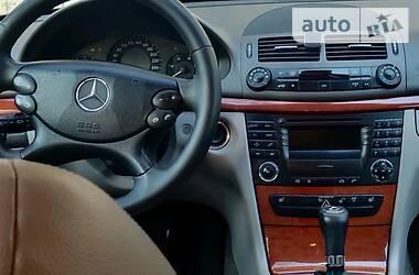 Унiверсал Mercedes-Benz E 200 2007 в Києві