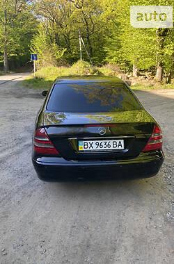 Mercedes-Benz E 200 2004 в Ужгороде