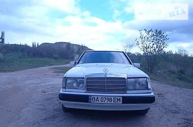 Седан Mercedes-Benz E 200 1987 в Кропивницком