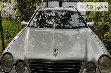 Унiверсал Mercedes-Benz E 200 2001 в Запоріжжі