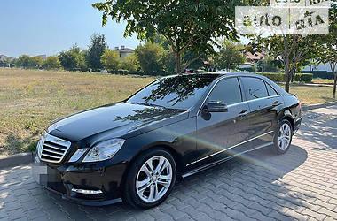 Седан Mercedes-Benz E 200 2013 в Одессе