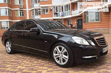 Mercedes-Benz E 220 2012 в Одессе