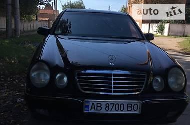 Mercedes-Benz E 220 2000 в Виннице
