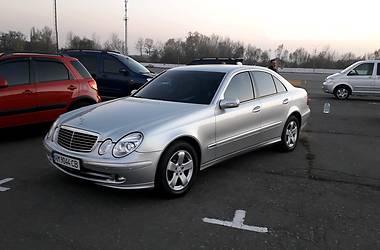 Mercedes-Benz E 220 2005 в Киеве