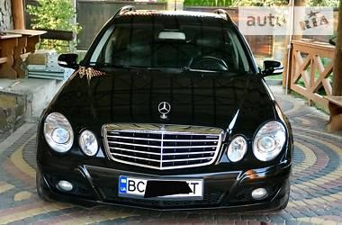 Mercedes-Benz E 220 2007 в Львове