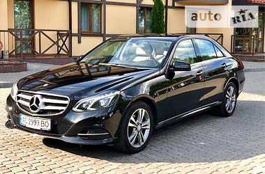 Mercedes-Benz E 220 2013 в Луцке