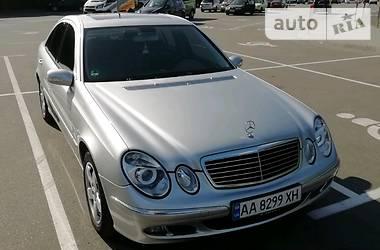 Mercedes-Benz E 220 2004 в Киеве