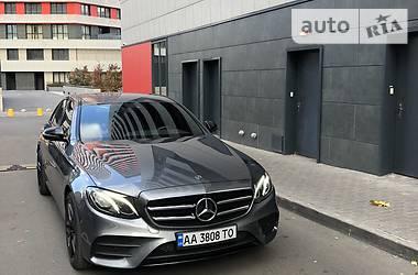 Mercedes-Benz E 220 2018 в Киеве