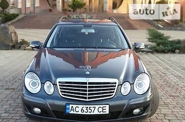 Mercedes-Benz E 220 2008 в Нововолынске