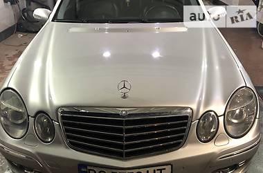 Mercedes-Benz E 220 2002 в Львове