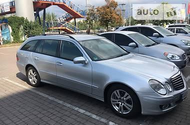 Mercedes-Benz E 220 2008 в Киеве