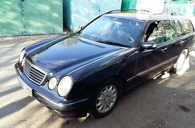 Mercedes-Benz E 220 2001 в Виннице