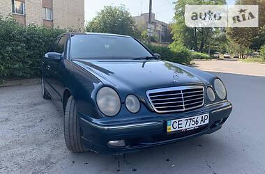 Mercedes-Benz E 220 1999 в Черновцах